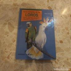 Libros de segunda mano: GUÍA COMPLETA DE LOS LOROS - MARTIN SKINNER. Lote 127878811