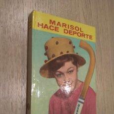 Libros de segunda mano: MARISOL HACE DEPORTE Nº 7 . FELICIDAD. 1963. Lote 127891207