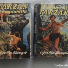 Libros de segunda mano: TARZAN .EDGAR RICE BURROGHS EDITA GUSTAVO GILI ESPAÑA. Lote 127933383
