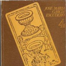 Libros de segunda mano: JOSÉ Mª GARCÍA ESCUDERO : HISTORIA POLÍTICA DE LAS DOS ESPAÑAS IV. (ED. NACIONAL, 2ª EDICIÓN, 1976). Lote 127942395