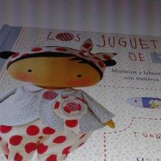 Libros de segunda mano: LIBRO JUGUETES DE TILDA. Lote 128117079