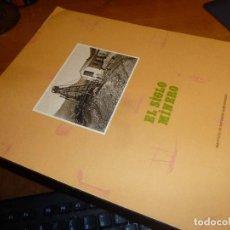 Libros de segunda mano: EL SIGLO MINERO, IMAGENES DE UNA ALMERIA DEL SIGLO XIX, INSTITUTO DE ESTUDIOS ALMERIENSES, 1991. Lote 128139147