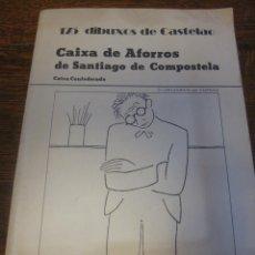 Libros de segunda mano: 175 DIBUXOS DE CASTELAO. EDICIÓN ESPECIAL LIMITADA 1976. Lote 128209187