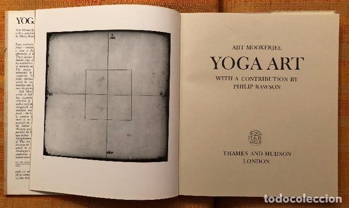 Arte-india,tantra    yoga art-ajit mookerjee(59 - Sold through