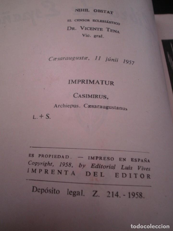 Libros de segunda mano: El libro de España. Editorial Vives. 1958 - Foto 3 - 128426047