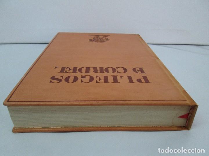 Libros de segunda mano: PLIEGOS DE CORDEL. PIO BAROJA. JULIO CARO BAROJA. EJEMPLAR NUM XI. BANCO IBERICO 1969. VER FOTOS - Foto 7 - 128575023