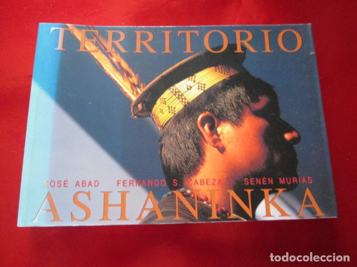 Libros de segunda mano: LIBRO-TERRITORIO ASHANINKA-XOSÉ ABAD,FERNANDO S. CABEZA,SENÉN MURIAS-1999-VER FOTOS - Foto 3 - 128587131
