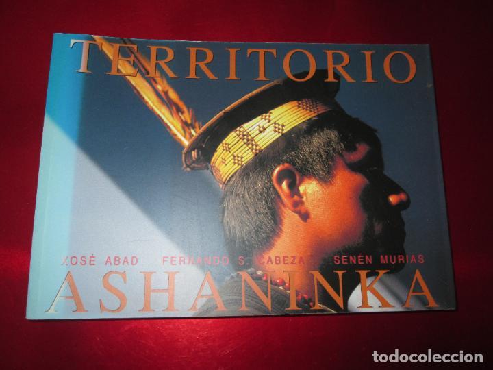 Libros de segunda mano: LIBRO-TERRITORIO ASHANINKA-XOSÉ ABAD,FERNANDO S. CABEZA,SENÉN MURIAS-1999-VER FOTOS - Foto 19 - 128587131