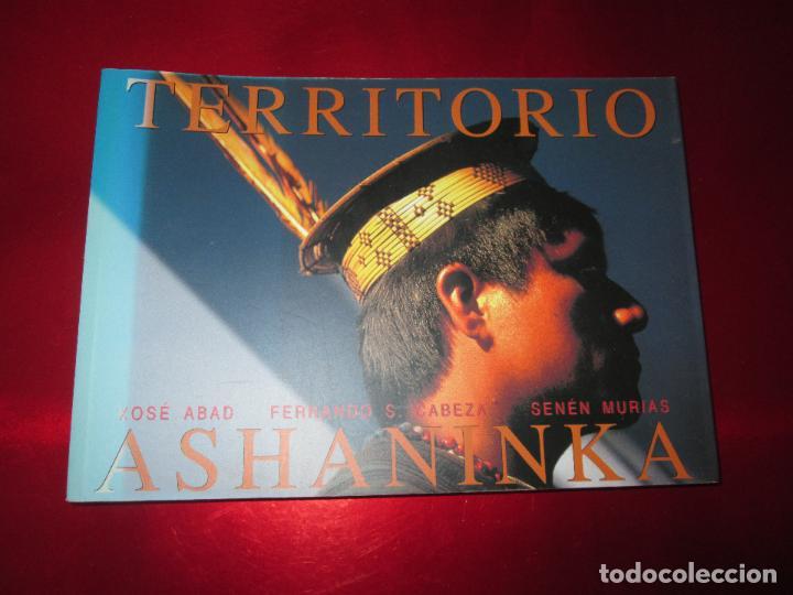Libros de segunda mano: LIBRO-TERRITORIO ASHANINKA-XOSÉ ABAD,FERNANDO S. CABEZA,SENÉN MURIAS-1999-VER FOTOS - Foto 15 - 128587131