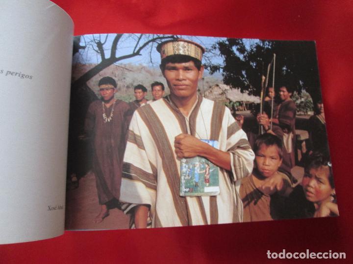 Libros de segunda mano: LIBRO-TERRITORIO ASHANINKA-XOSÉ ABAD,FERNANDO S. CABEZA,SENÉN MURIAS-1999-VER FOTOS - Foto 5 - 128587131