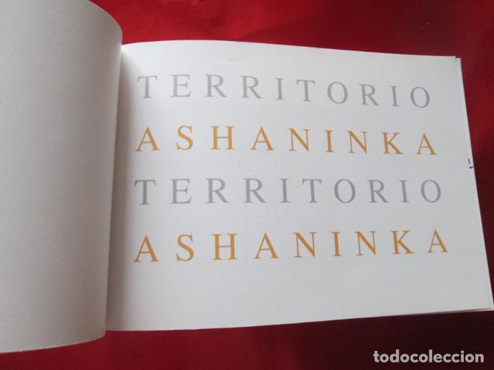 Libros de segunda mano: LIBRO-TERRITORIO ASHANINKA-XOSÉ ABAD,FERNANDO S. CABEZA,SENÉN MURIAS-1999-VER FOTOS - Foto 2 - 128587131