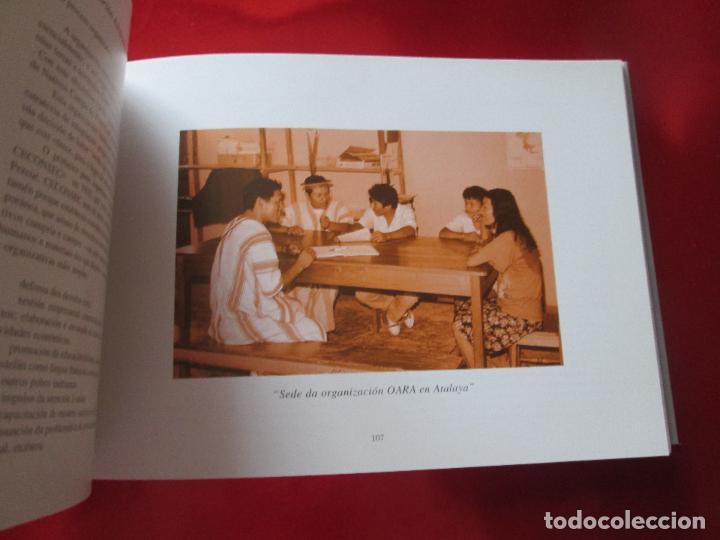 Libros de segunda mano: LIBRO-TERRITORIO ASHANINKA-XOSÉ ABAD,FERNANDO S. CABEZA,SENÉN MURIAS-1999-VER FOTOS - Foto 10 - 128587131