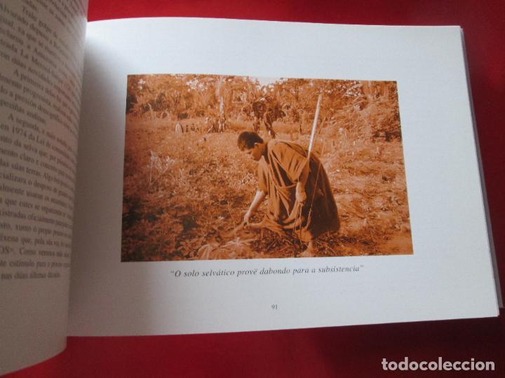 Libros de segunda mano: LIBRO-TERRITORIO ASHANINKA-XOSÉ ABAD,FERNANDO S. CABEZA,SENÉN MURIAS-1999-VER FOTOS - Foto 11 - 128587131