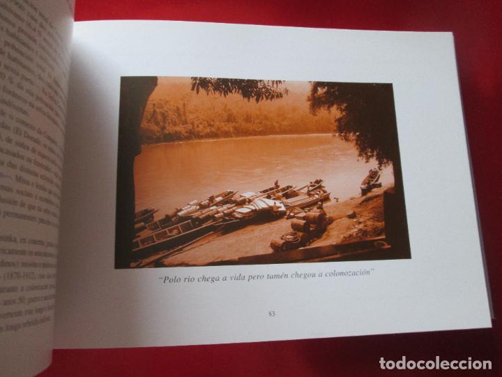 Libros de segunda mano: LIBRO-TERRITORIO ASHANINKA-XOSÉ ABAD,FERNANDO S. CABEZA,SENÉN MURIAS-1999-VER FOTOS - Foto 12 - 128587131