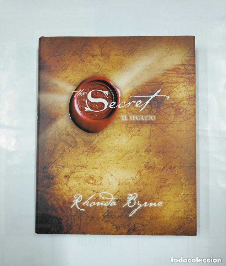 THE SECRET. EL SECRETO. BYRNE, RHONDA. TDKLT (Libros de Segunda Mano - Pensamiento - Otros)
