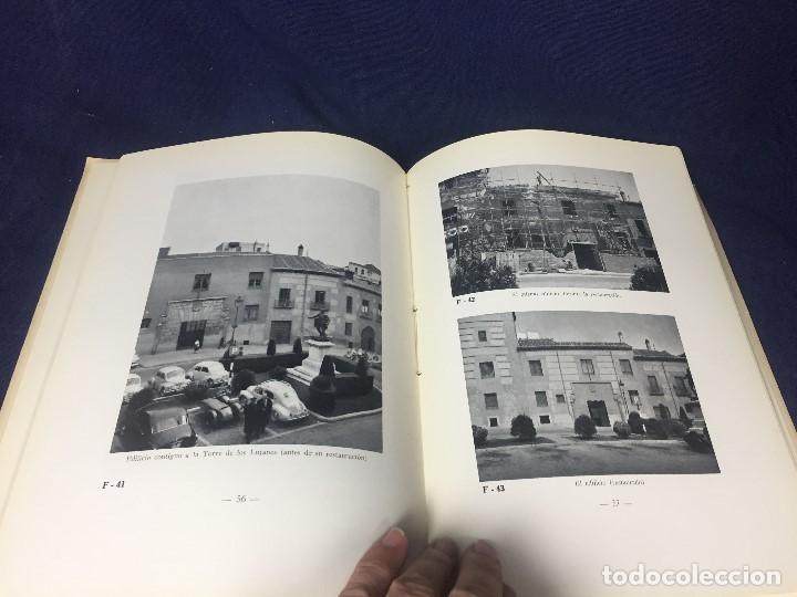 Libros de segunda mano: antonio navarro sanjurjo Madrid patrimonio historico artistico siete años de labor municipal 1965 - Foto 7 - 128609671