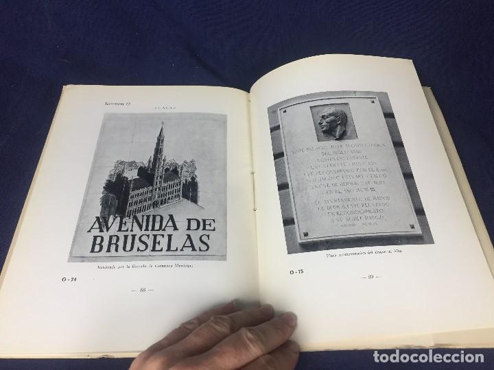 Libros de segunda mano: antonio navarro sanjurjo Madrid patrimonio historico artistico siete años de labor municipal 1965 - Foto 9 - 128609671