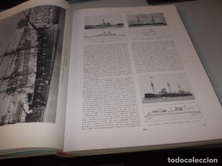 Libros de segunda mano: Histoire de la Marine, tomo II. en francés, muy ilustrado. Libro de grandes dimensiones 39x30x3 cm. - Foto 11 - 128657743