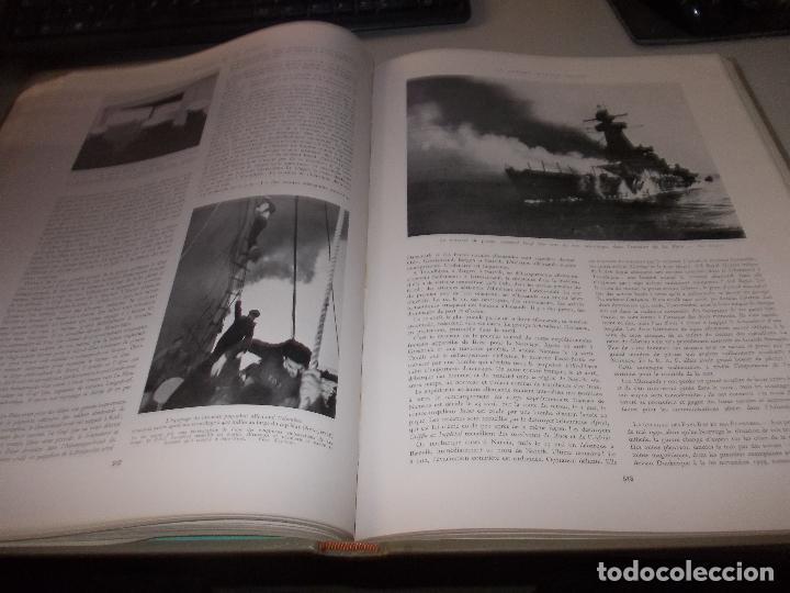 Libros de segunda mano: Histoire de la Marine, tomo II. en francés, muy ilustrado. Libro de grandes dimensiones 39x30x3 cm. - Foto 14 - 128657743