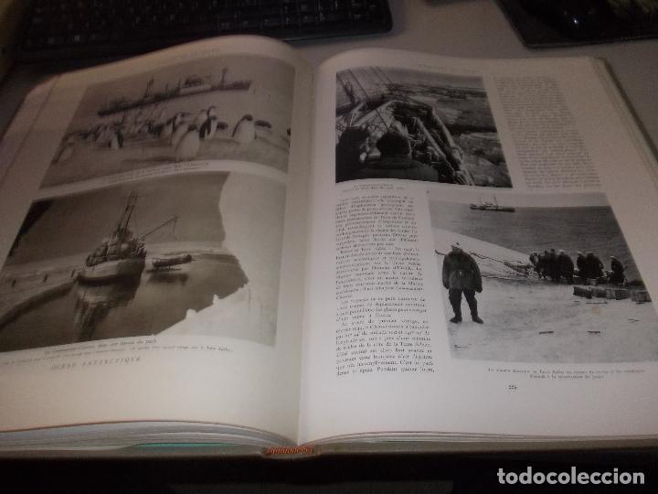 Libros de segunda mano: Histoire de la Marine, tomo II. en francés, muy ilustrado. Libro de grandes dimensiones 39x30x3 cm. - Foto 16 - 128657743