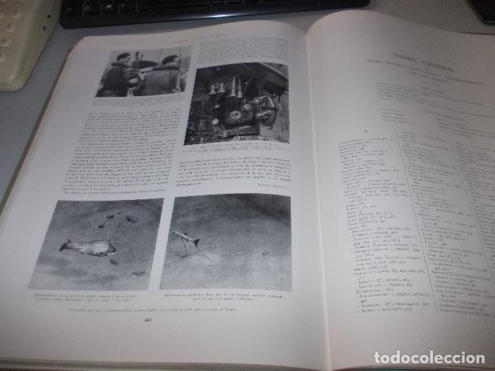 Libros de segunda mano: Histoire de la Marine, tomo II. en francés, muy ilustrado. Libro de grandes dimensiones 39x30x3 cm. - Foto 20 - 128657743