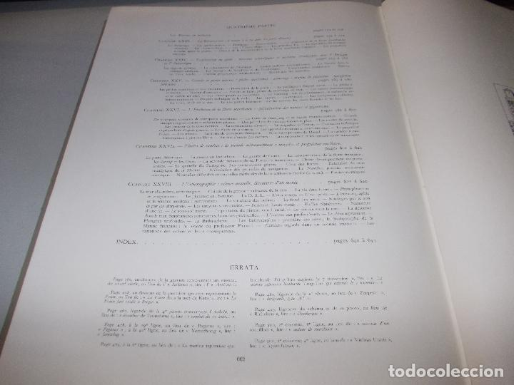 Libros de segunda mano: Histoire de la Marine, tomo II. en francés, muy ilustrado. Libro de grandes dimensiones 39x30x3 cm. - Foto 23 - 128657743