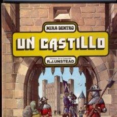 Libros de segunda mano: UN CASTILLO MIRA-DENTRO - FOTOS ADICIONALES. Lote 128687207