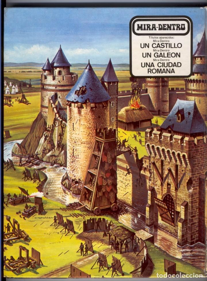 Libros de segunda mano: Un Castillo Mira-dentro - Fotos adicionales - Foto 2 - 128687207