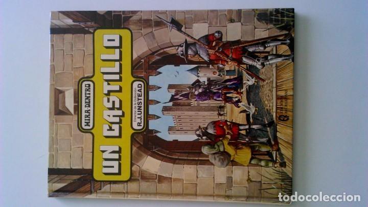 Libros de segunda mano: Un Castillo Mira-dentro - Fotos adicionales - Foto 3 - 128687207