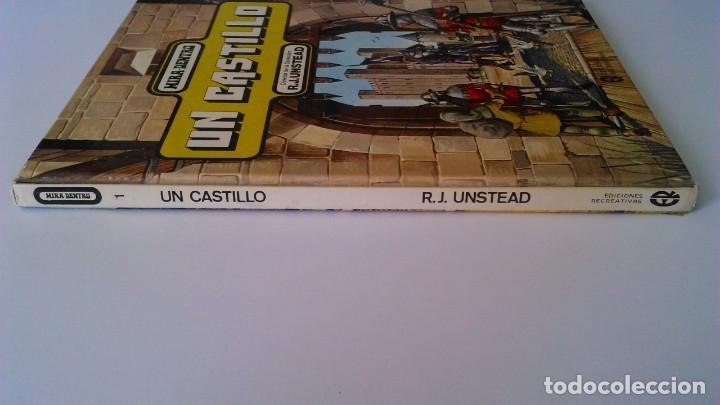 Libros de segunda mano: Un Castillo Mira-dentro - Fotos adicionales - Foto 4 - 128687207
