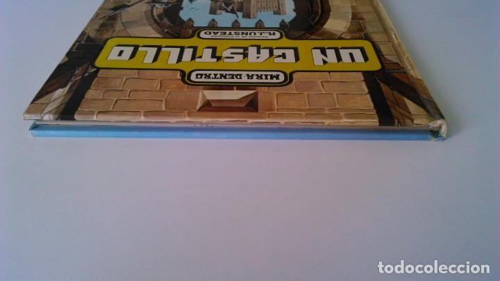Libros de segunda mano: Un Castillo Mira-dentro - Fotos adicionales - Foto 5 - 128687207