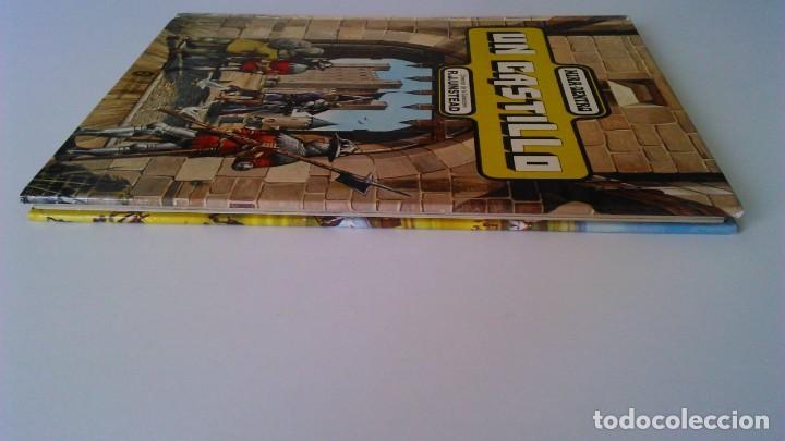 Libros de segunda mano: Un Castillo Mira-dentro - Fotos adicionales - Foto 6 - 128687207