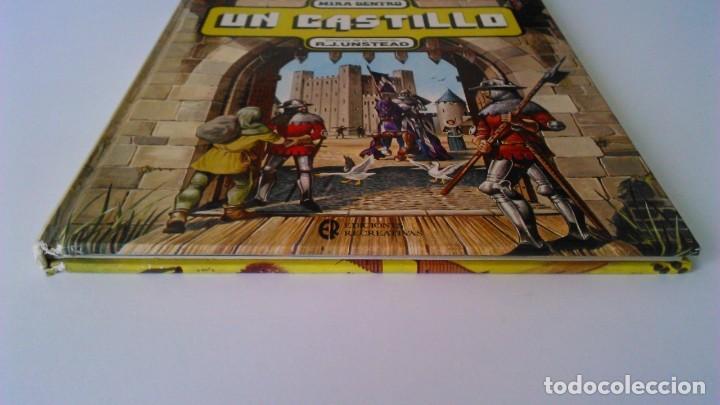 Libros de segunda mano: Un Castillo Mira-dentro - Fotos adicionales - Foto 7 - 128687207