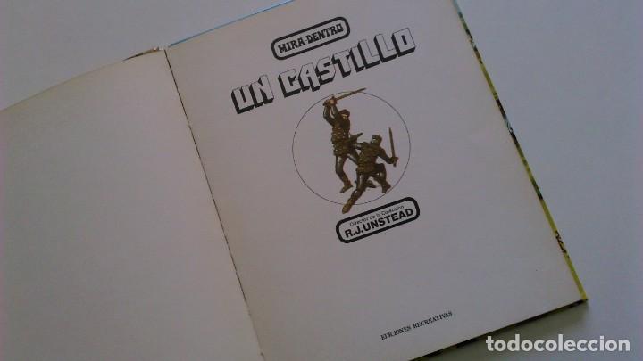 Libros de segunda mano: Un Castillo Mira-dentro - Fotos adicionales - Foto 10 - 128687207