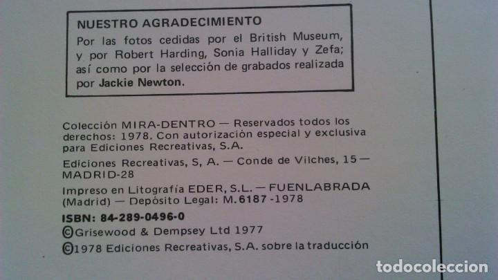 Libros de segunda mano: Un Castillo Mira-dentro - Fotos adicionales - Foto 11 - 128687207