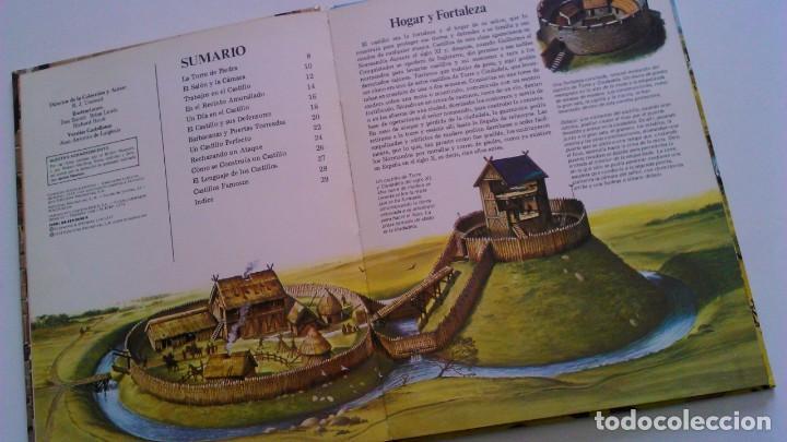 Libros de segunda mano: Un Castillo Mira-dentro - Fotos adicionales - Foto 12 - 128687207