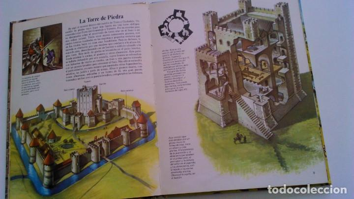 Libros de segunda mano: Un Castillo Mira-dentro - Fotos adicionales - Foto 13 - 128687207