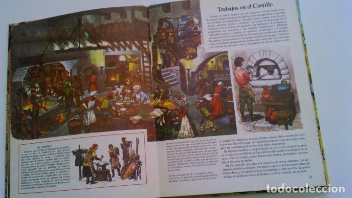 Libros de segunda mano: Un Castillo Mira-dentro - Fotos adicionales - Foto 14 - 128687207