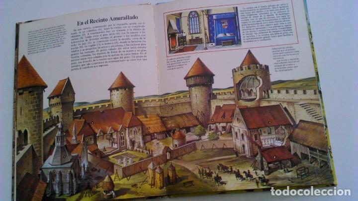 Libros de segunda mano: Un Castillo Mira-dentro - Fotos adicionales - Foto 15 - 128687207