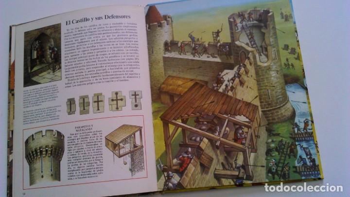 Libros de segunda mano: Un Castillo Mira-dentro - Fotos adicionales - Foto 16 - 128687207