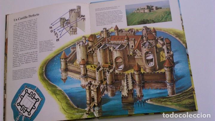 Libros de segunda mano: Un Castillo Mira-dentro - Fotos adicionales - Foto 17 - 128687207