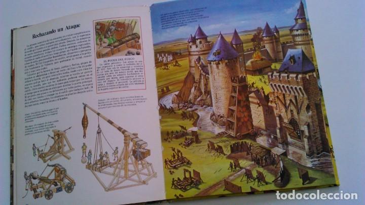 Libros de segunda mano: Un Castillo Mira-dentro - Fotos adicionales - Foto 18 - 128687207