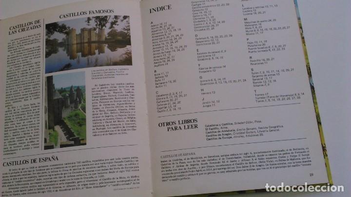 Libros de segunda mano: Un Castillo Mira-dentro - Fotos adicionales - Foto 19 - 128687207