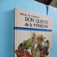 Libros de segunda mano: DON QUIJOTE DE LA MANCHA. DE CERVANTES, MIGUEL. COL. TUS AMIGOS. ED. SUSAETA. MADRID 1975. Lote 128689071