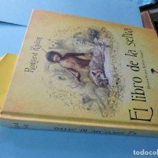 Libros de segunda mano: EL LIBRO DE LA SELVA. KIPLING, RUDYARD. ILUSTRADO POR ROBERT INGPEN. ED. BLUME. BARCELONA 2007. Lote 128691831