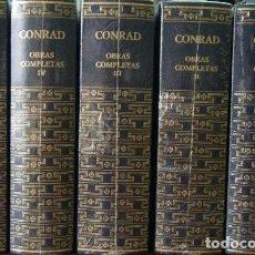 Libros de segunda mano: OBRAS COMPLETAS. 5 TOMOS. A-AGUI-856. Lote 128705247