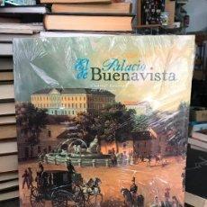 Libros de segunda mano: EL PALACIO DE BUENAVISTA. CUARTEL GENERAL DEL EJERCITO. FRANCISCO JOSE PORTELA SANDOVAL. 1996. Lote 128745447