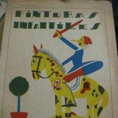 Libros de segunda mano: CUADERNO PINTURAS INFANTILES . PINOCHO . ED CALLEJA 1ERA SERIE Nº 10 . CUADERNO PARA PINTAR. Lote 128783375