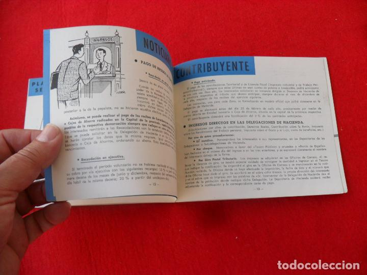 Libros de segunda mano: librito delegacion hacienda Albacete,1 edicion 1963 - Foto 2 - 128801395
