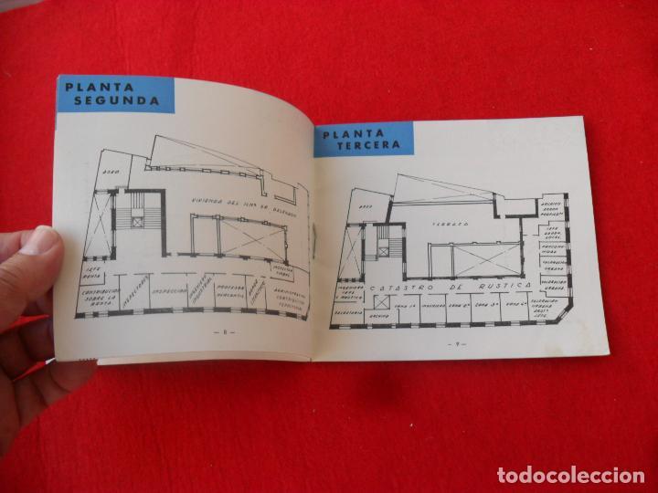 Libros de segunda mano: librito delegacion hacienda Albacete,1 edicion 1963 - Foto 3 - 128801395